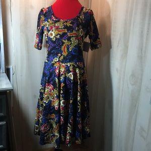 NWT LuLaRoe Nicole Dress Size 2X